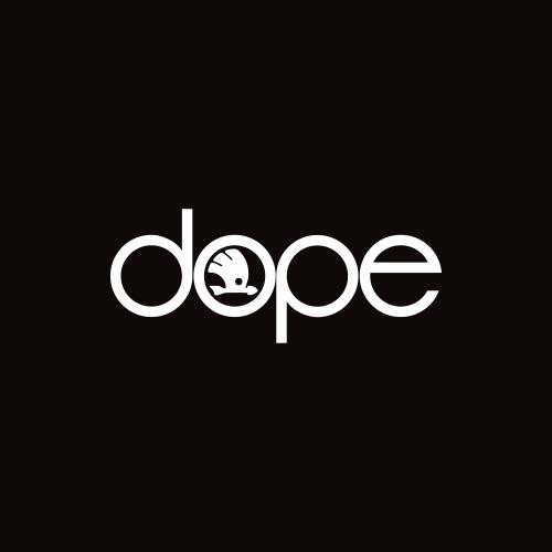 Sticker Skoda Dope