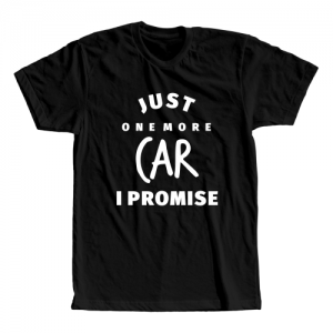 Tricou One car