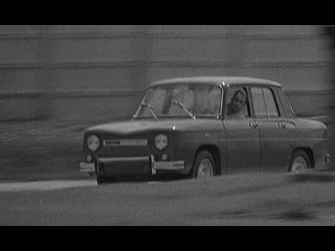 Lansare Dacia 1100 (1968)