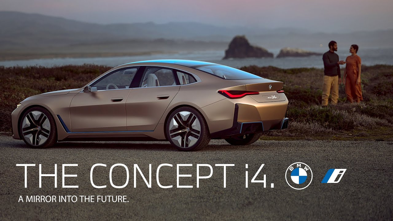 The BMW i4 Concept