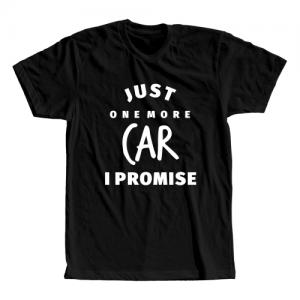 Tricou One car