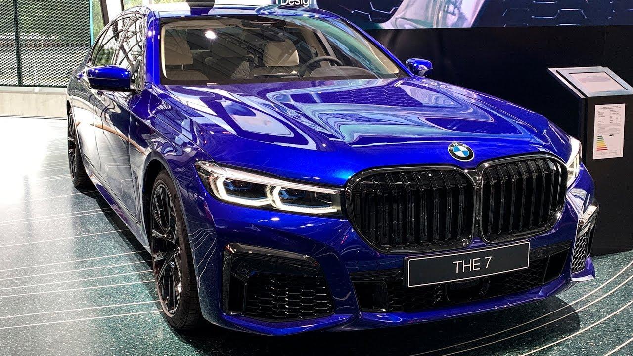 BMW 7-Series M-Sport (2020)
