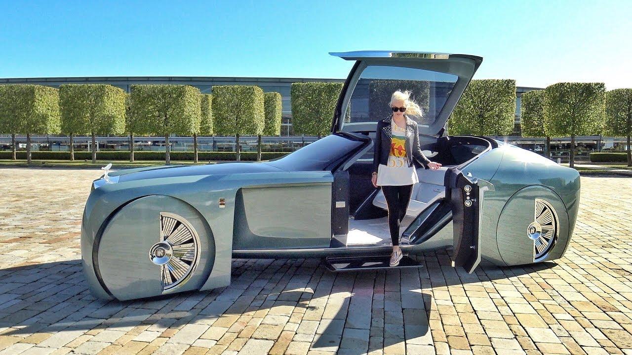 Rolls Royce Vision 103EX