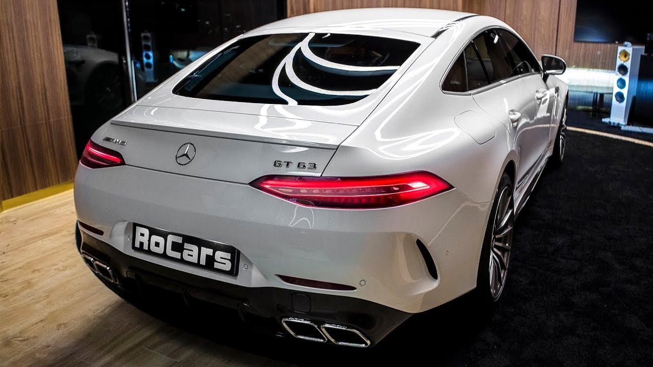 Mercedes-AMG GT 63 4MATIC+ (2019)