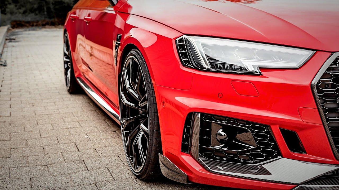 2019 ABT Audi RS4+