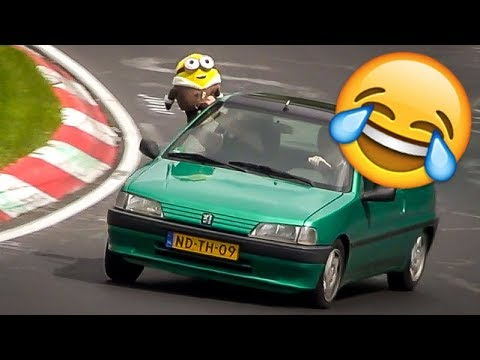 Funny Moments at the Nürburgring