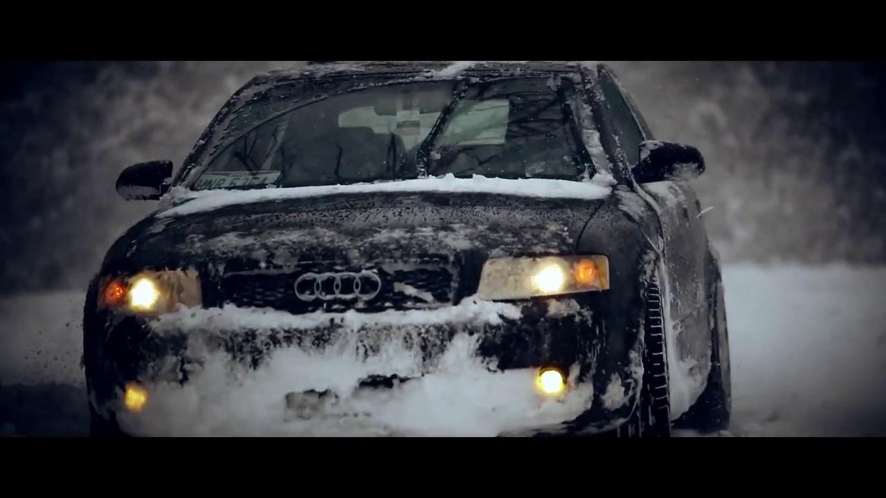 Snow slide | Audi Quattro