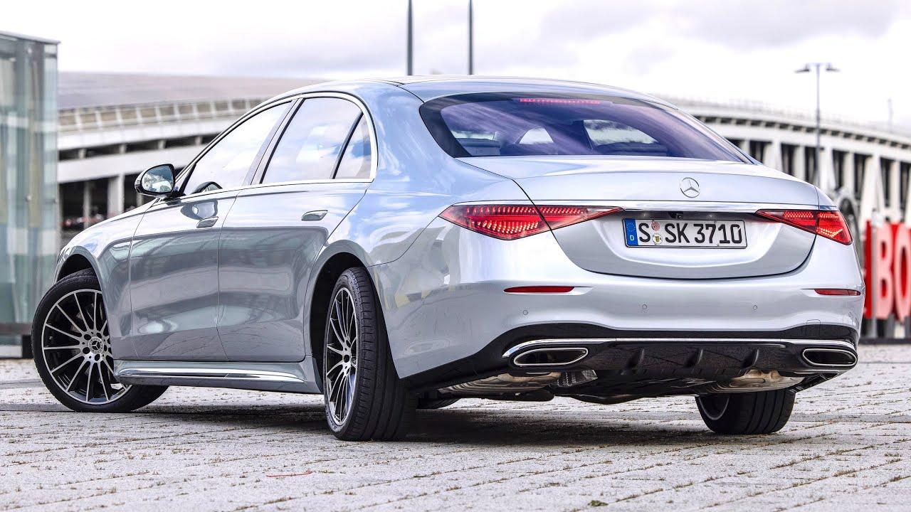 Mercedes S-CLASS 2021 – Rear Axle Steering